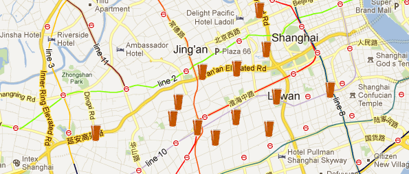 All Maps in China Are Wrong - Dispatches by John P. Gamboa China On A Map on